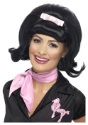 50s-Flicked-Beehive-Black-Wig