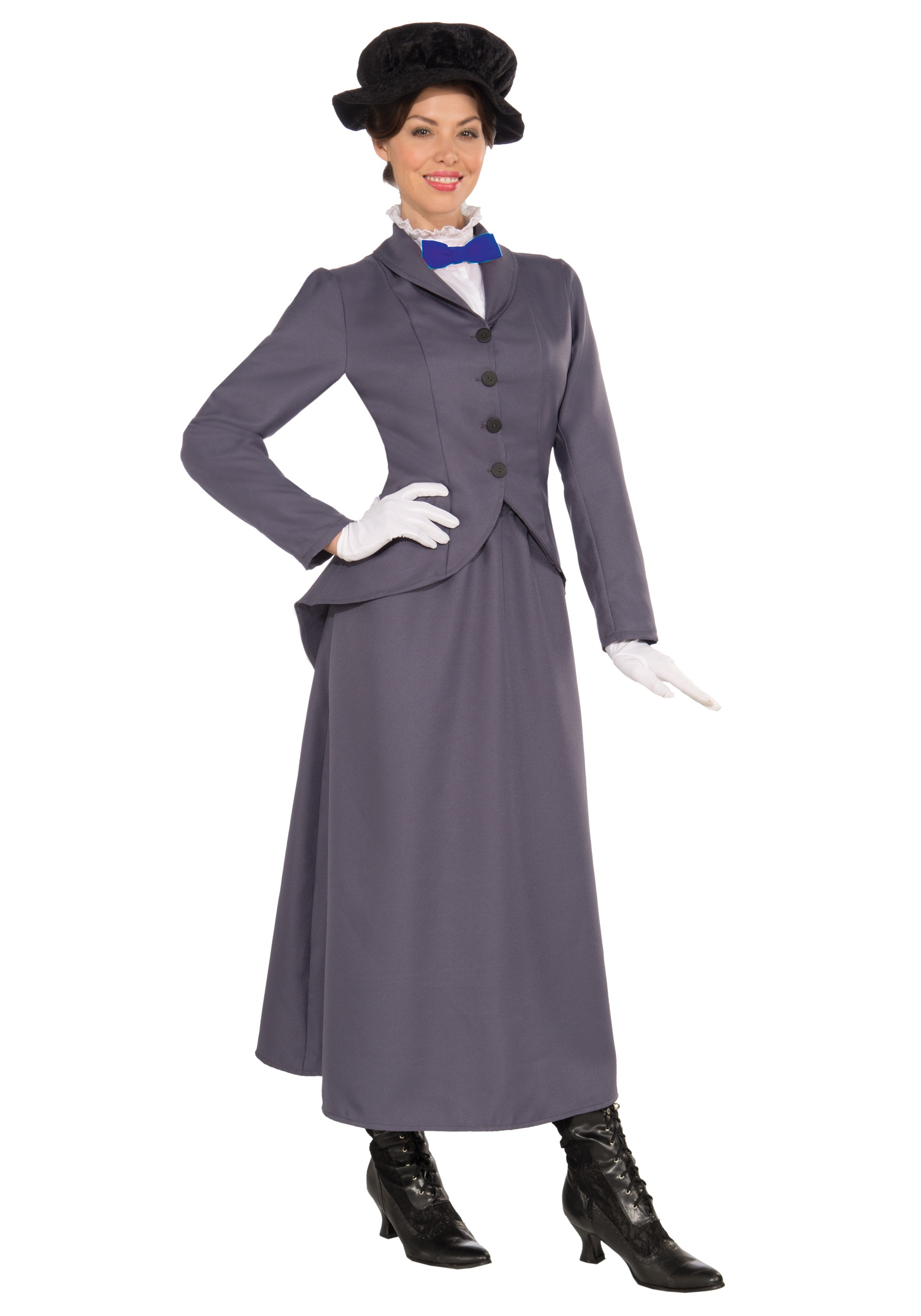 sc 1 st  Halloween Costumes & English Nanny Costume
