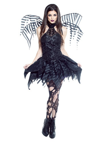 Womens Dark Fairy Costume By: Lip Service for the 2015 Costume season.