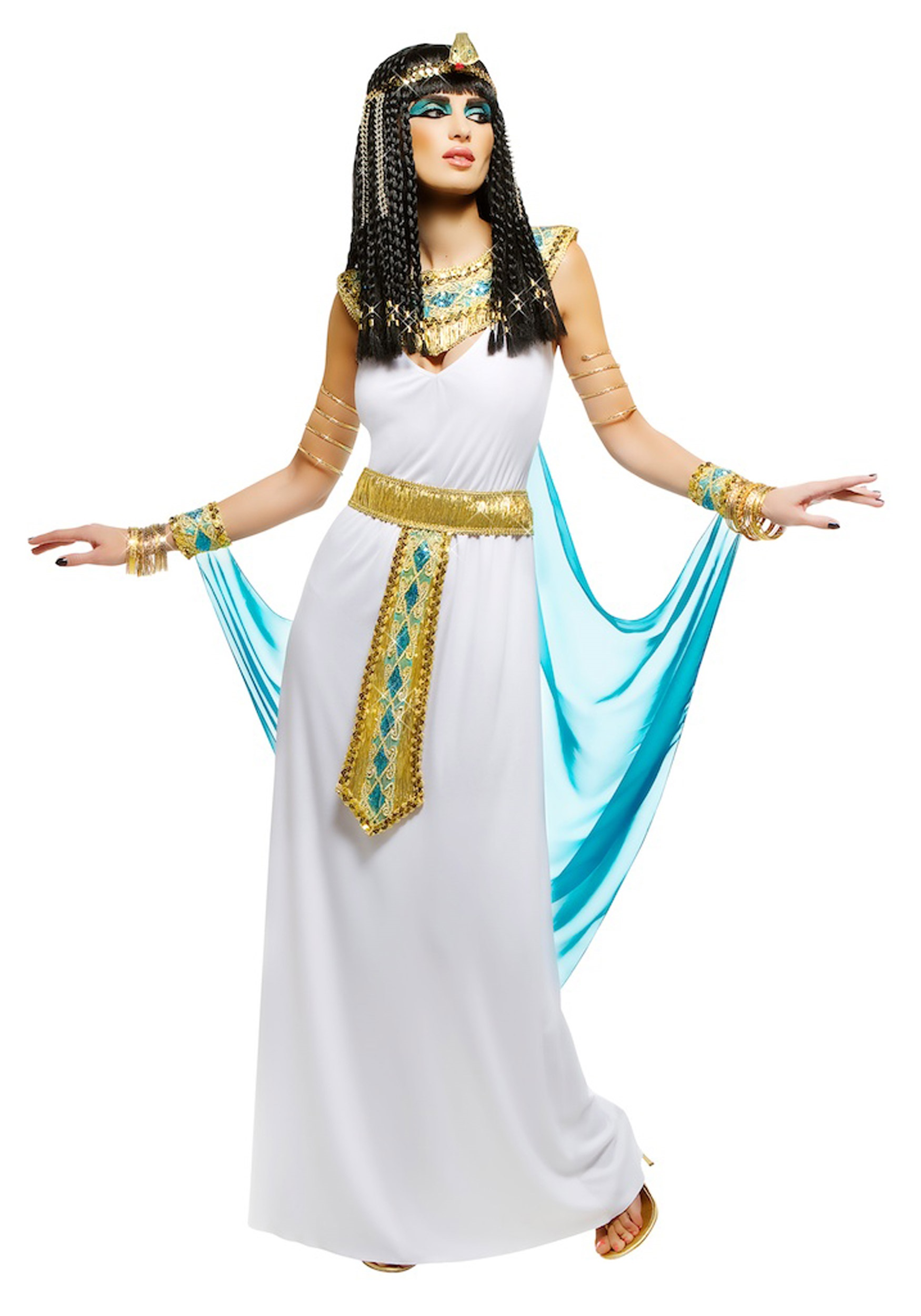 sc 1 st  Halloween Costumes & Queen Cleopatra Adult Costume