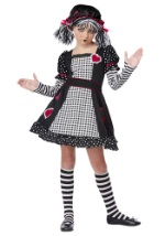 Rag Doll Girls Costume