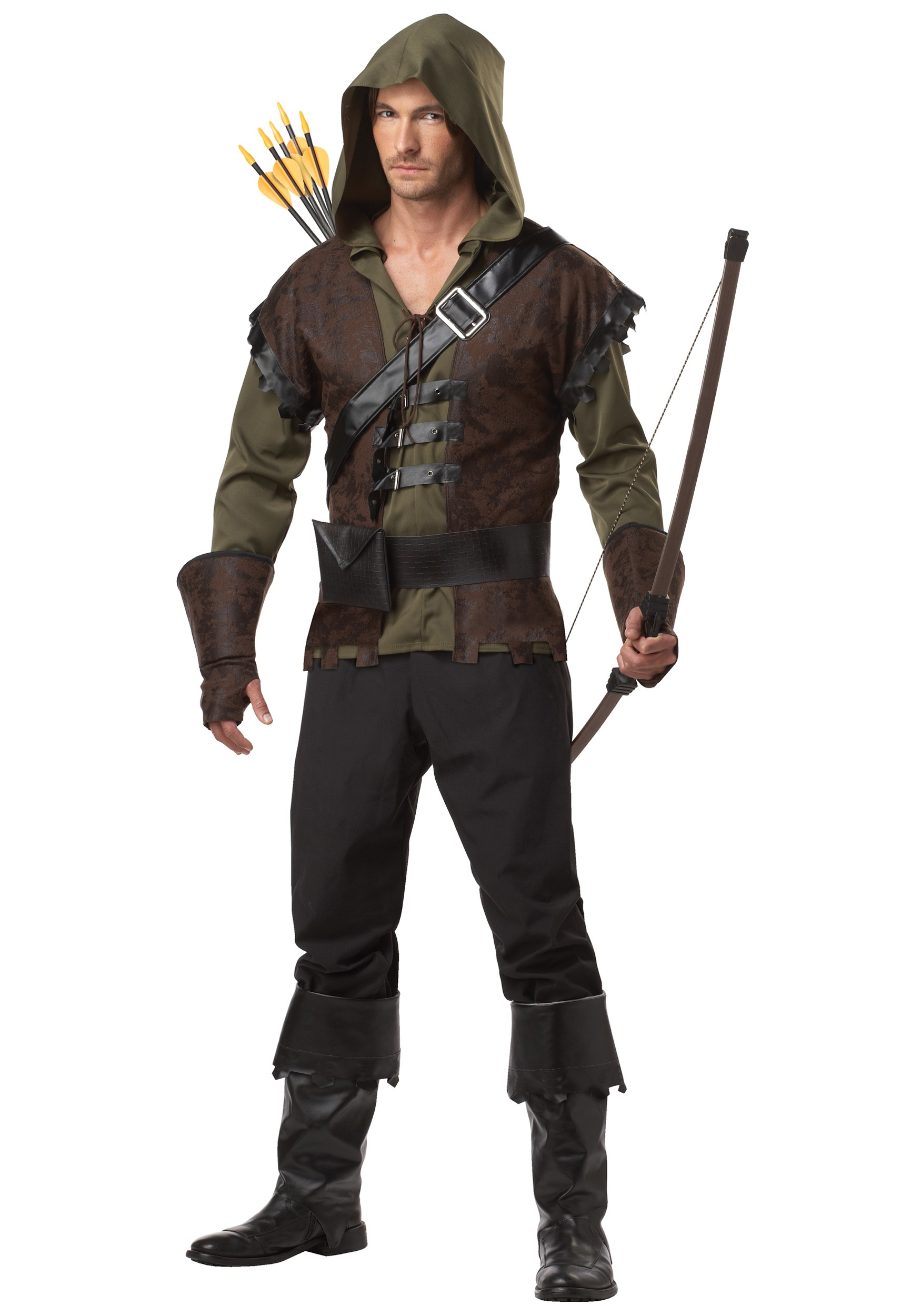 Mens Robin Hood Costume  sc 1 st  Halloween Costumes : halloween men costume  - Germanpascual.Com