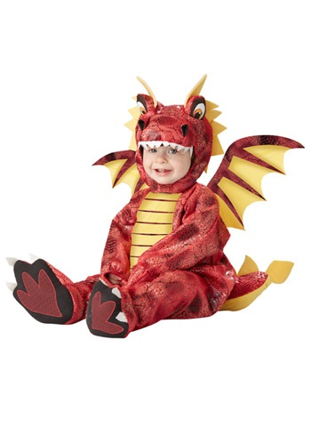Click Here to buy Adorable Dragon Baby Costume from HalloweenCostumes, CDN Funds