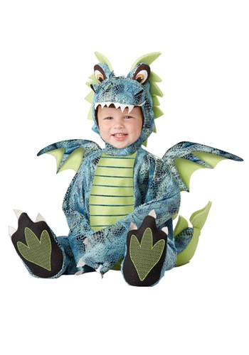 Click Here to buy Darling Dragon Costume for Toddlers from HalloweenCostumes, CDN Funds