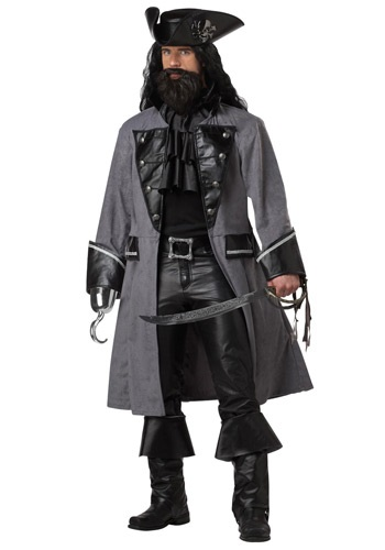 Mens Blackbeard Pirate Costume By: California Costume Collection for the 2015 Costume season.