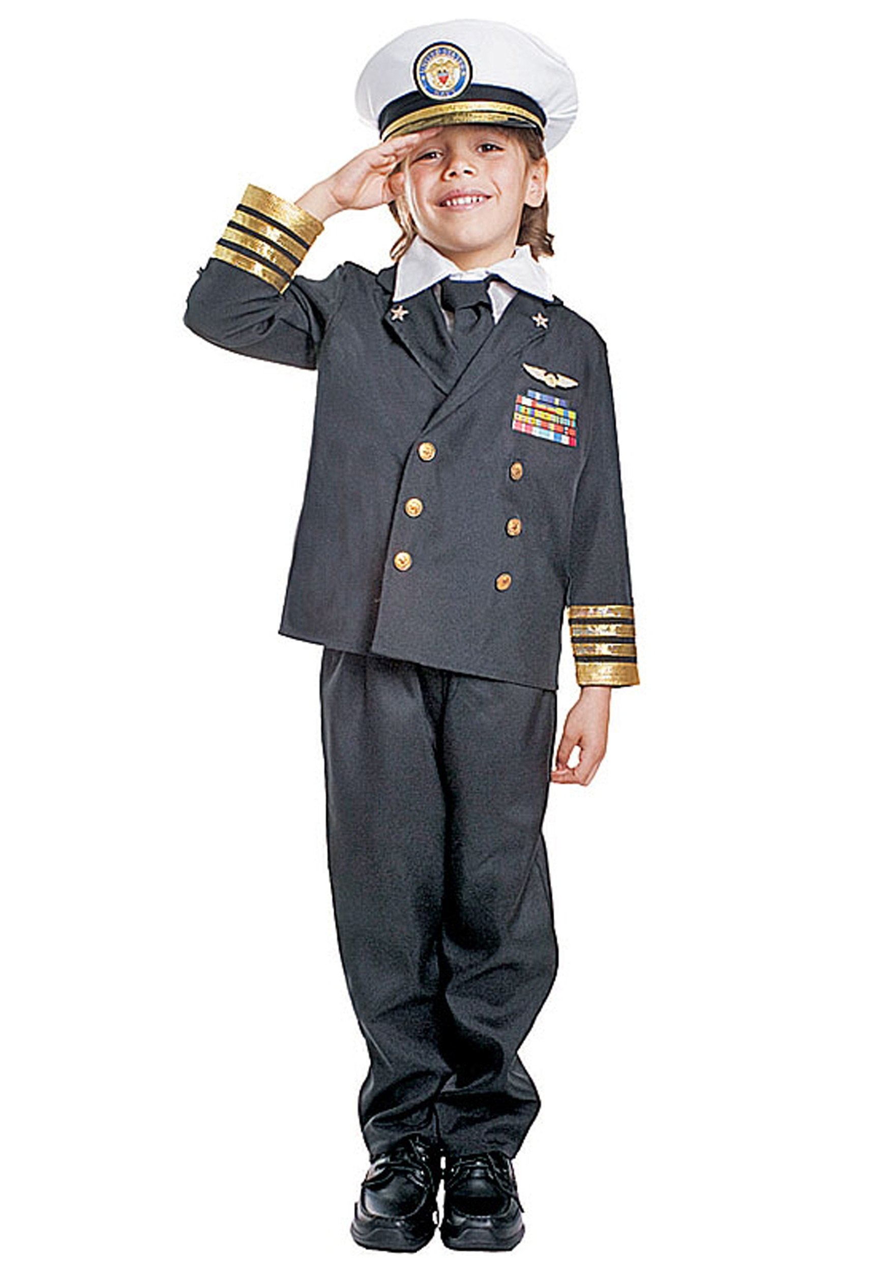 Officially Licensed Navy clothing for kids. Quality constructed clothing.