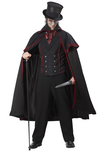 Click Here to buy Jack the Ripper Costume from HalloweenCostumes, USA Funds & Shipping