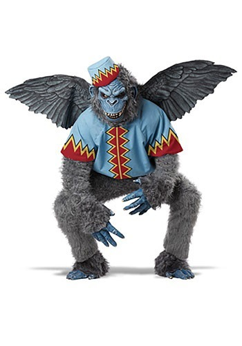 Click Here to buy Scary Winged Monkey Costume from HalloweenCostumes, USA Funds & Shipping