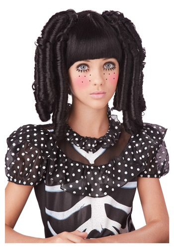 Baby Doll Curls By: California Costume Collection for the 2015 Costume season.