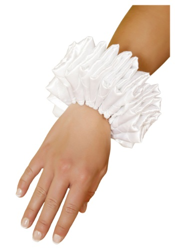 Ruffle Wrist Cuffs By: Roma for the 2015 Costume season.