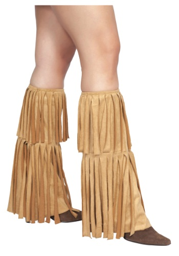 Fringed Leg Warmers By: Roma for the 2015 Costume season.