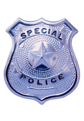 Authentic Cop Badge By: H.M. Smallwares for the 2015 Costume season.