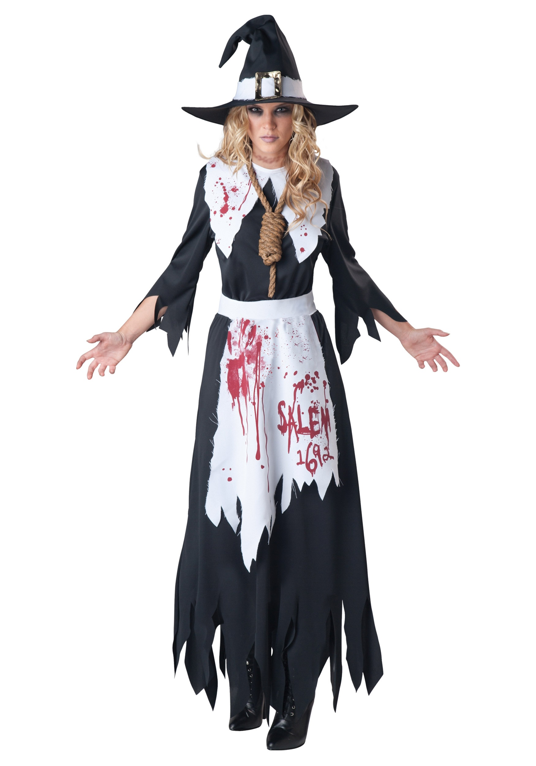 sc 1 st  Halloween Costumes & Salem Witch Costume