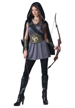 Adult Hunteress Costume