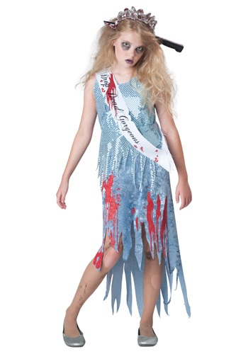 Homecoming Horror Costume By: In Character for the 2015 Costume season.