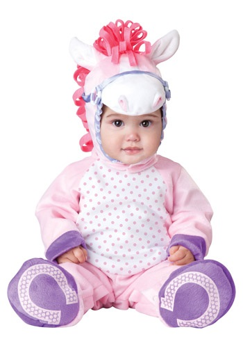 Pretty Li'l Pony Costume