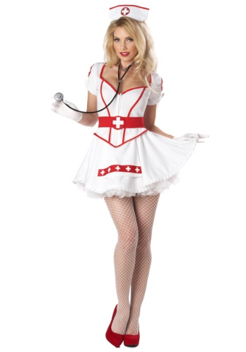 Womens Nurse Heartbreaker Costume By: California Costume Collection for the 2015 Costume season.