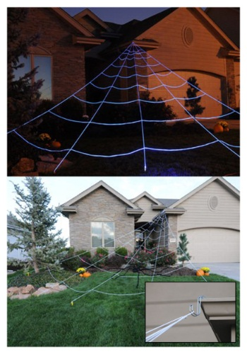 Mega Spider Web By: Fun World for the 2015 Costume season.