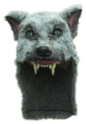 Game of Thrones Dire Wolf Costume - Grey