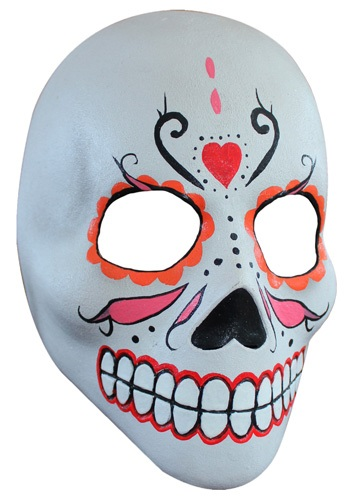 Day of the Dead Catrina Deluxe Mask GH25043-ST