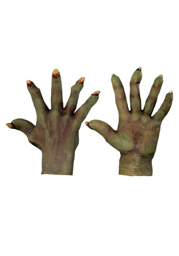 Adult Evil Green Hands By: Ghoulish Productions for the 2015 Costume season.