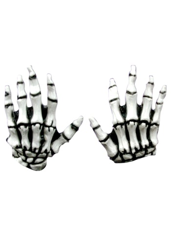 Junior White Skeleton Hands