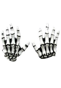 Junior White Skeleton Hands