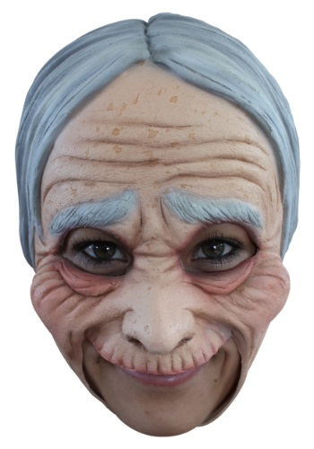 Old Lady Mask