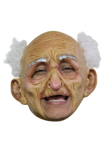 Old Man Deluxe Mask