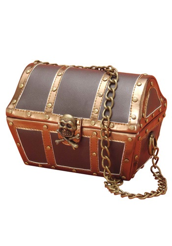 Pirate Chest Purse By: Forum Novelties, Inc for the 2015 Costume season.