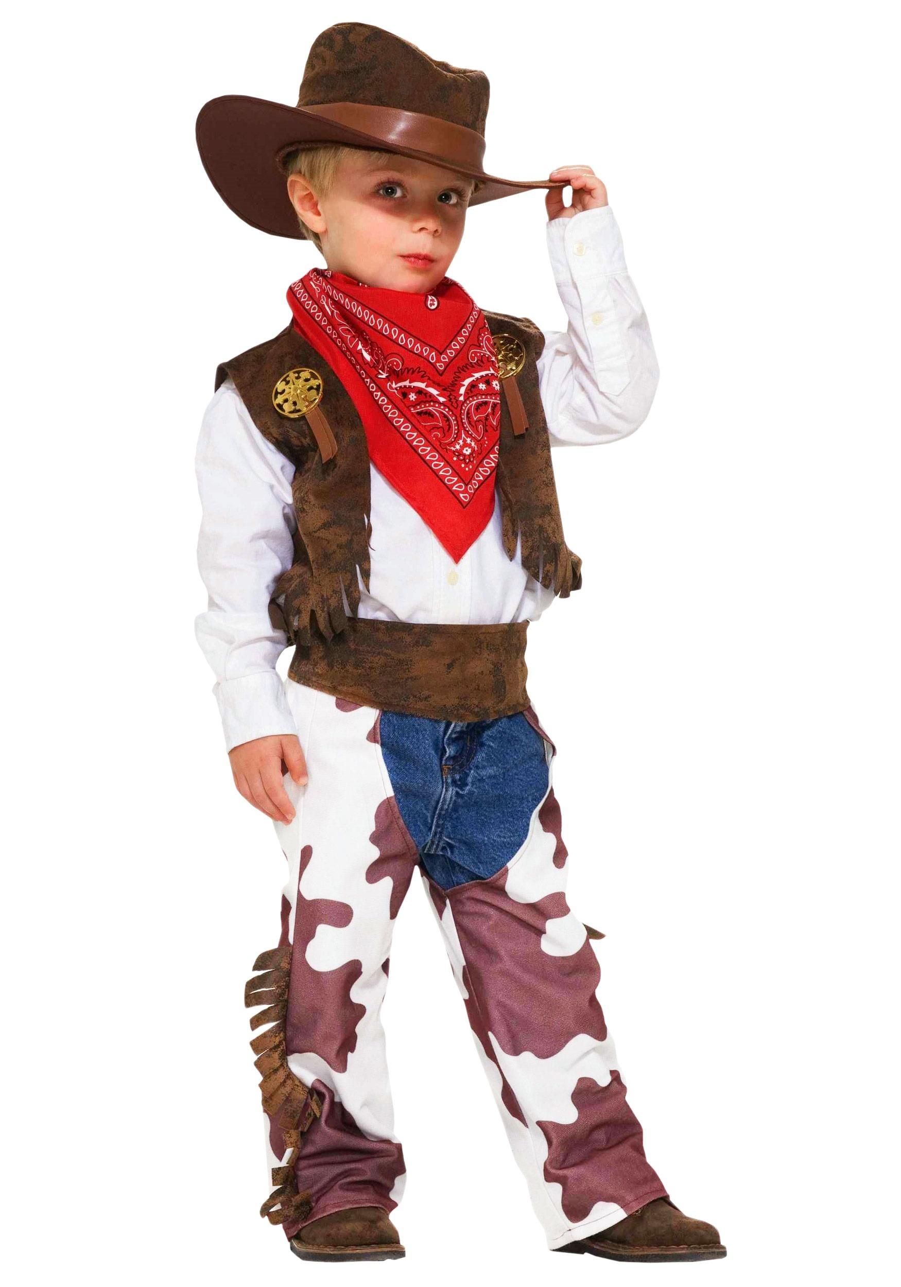 Детский костюм ковбоя