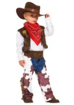 Toddler Cowboy Costume
