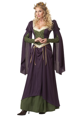 Click Here to buy Lady in Waiting Costume from HalloweenCostumes, USA Funds & Shipping