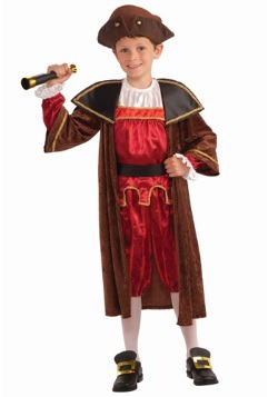 Kids Christopher Columbus Costume
