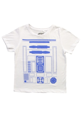 Boys I am R2D2 Costume T-Shirt
