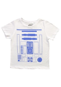 Boys I am R2D2 Costume T-Shirt Front
