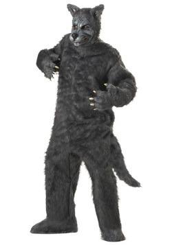 Plus Big Bad Wolf Costume