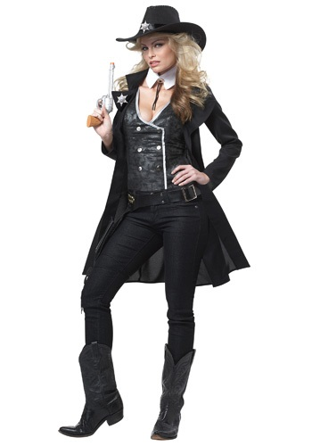 Round Em Up Cowgirl Costume By: California Costume Collection for the 2015 Costume season.