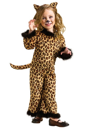 Toddler Pretty Leopard Costume By: Fun World for the 2015 Costume season.