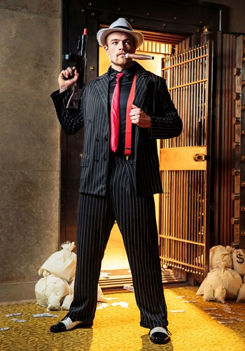 Mob Boss Costume for Men