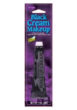 Professional Cream Makeup - Black