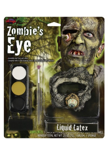 Zombie's Eye Latex Makeup Kit FU9501E-ST
