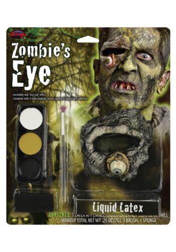 Zombie's Eye Latex Makeup Kit FU9501E