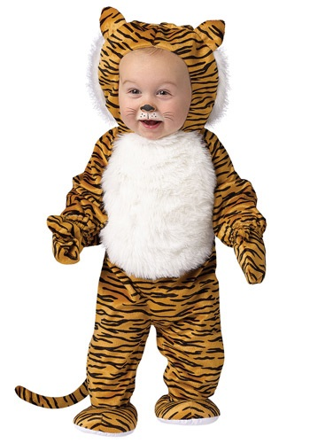 Toddler Cuddly Tiger Costume FU9654