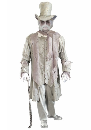Click Here to buy Adult Ghostly Gentleman Costume from HalloweenCostumes, USA Funds & Shipping