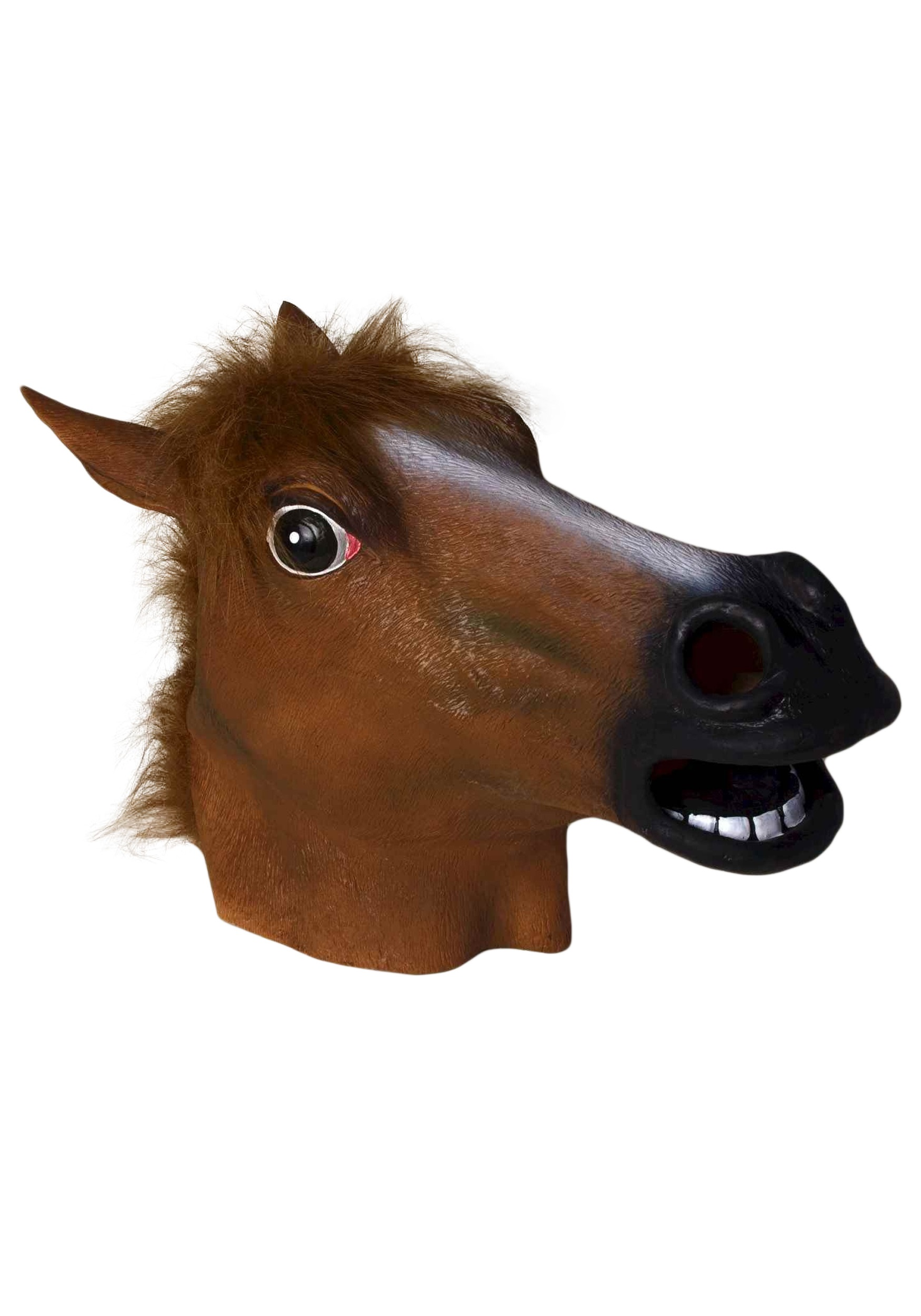 Horse Face Mask For Kids