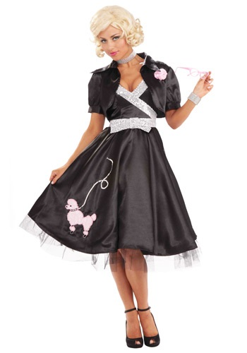 50s Poodle Diva Costume By: Forum Novelties, Inc for the 2015 Costume season.