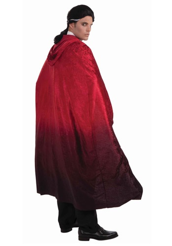 Click Here to buy Red Faded Cape from HalloweenCostumes, CDN Funds