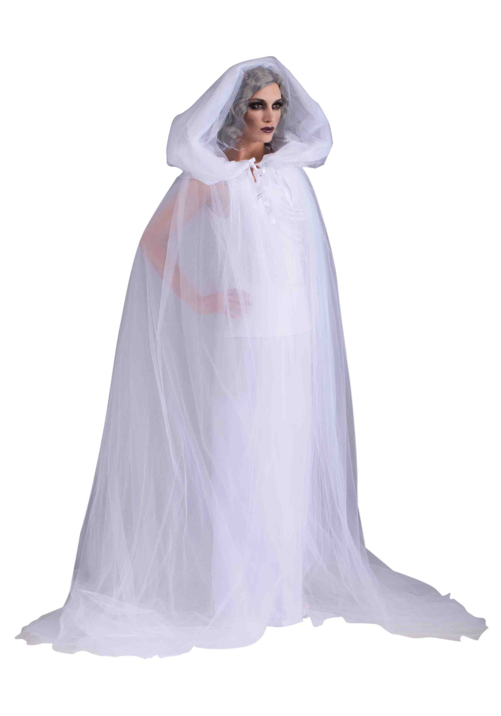 sc 1 st  Halloween Costumes & The Haunted Ghost Costume