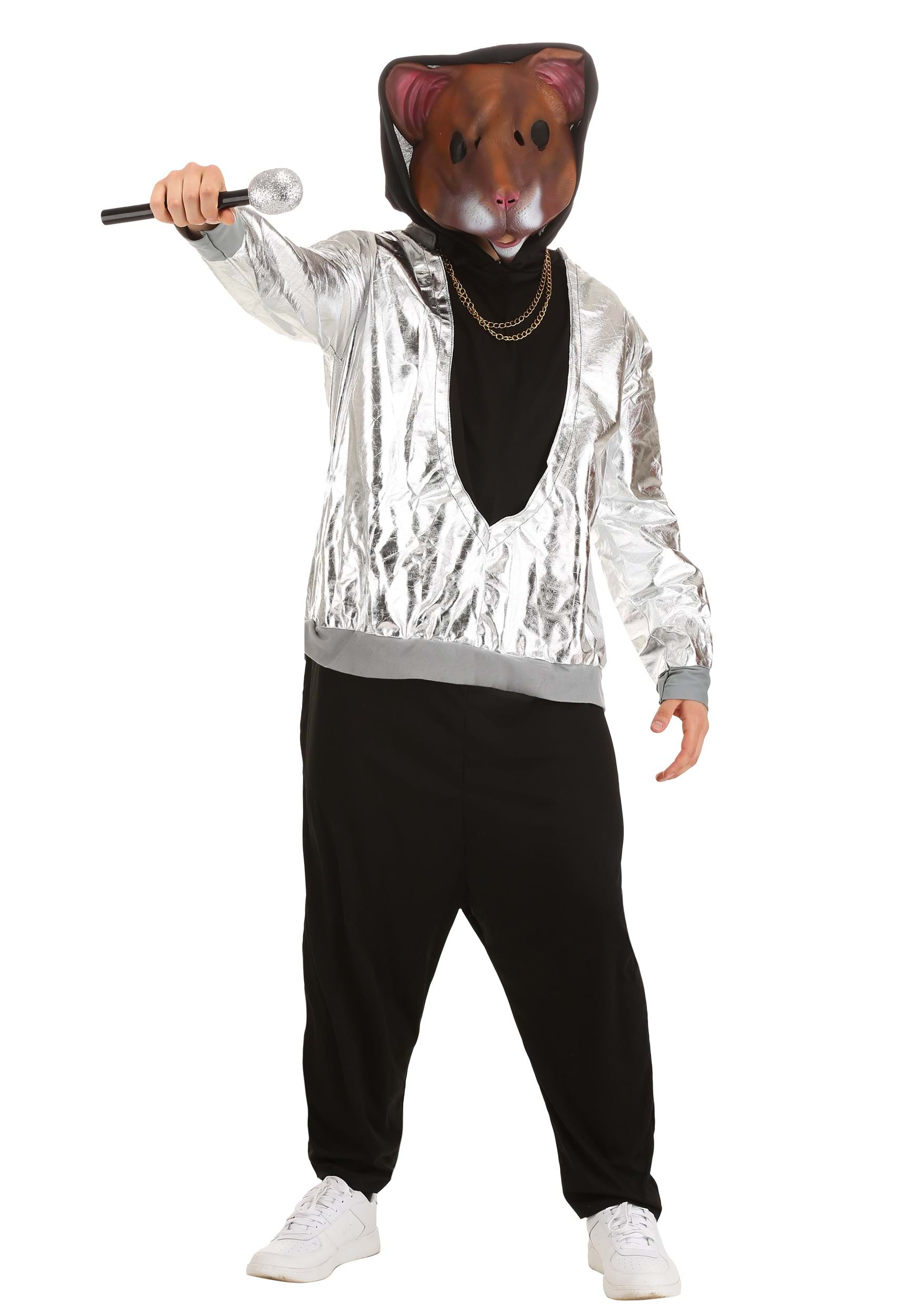 Hip Hop Hamsta Costume Zombie Dancer